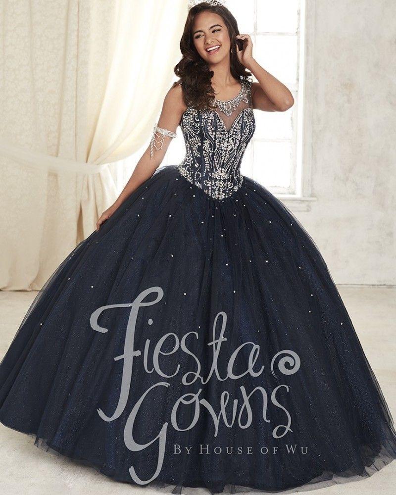 Black and Blue 15 Dress