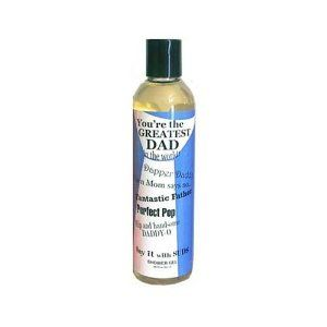 Not Soap, Radio Say It With Suds You're the Greatest Dad shower gel 10.2 oz by Not Soap, Radio. $13.00. refreshing shower gel. natural, shea nut oil-enriched, vegan, formula. Seaspray scented. Never tested on animals. Traditional old greeting cards are fine, but everybody exchanges them, same old thing year after year¿sigh¿ Why be ordinary? Say--you're the greatest, best, coolest, most wonderful¿. mom, dad, sister, friend, teacher, bride, dog¿ with a message ...
