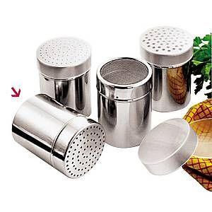 Machine à épousseter avec de grandes bouchées – Acier inoxydable 18/8 – Machine à épousseter – Paderno   – Products
