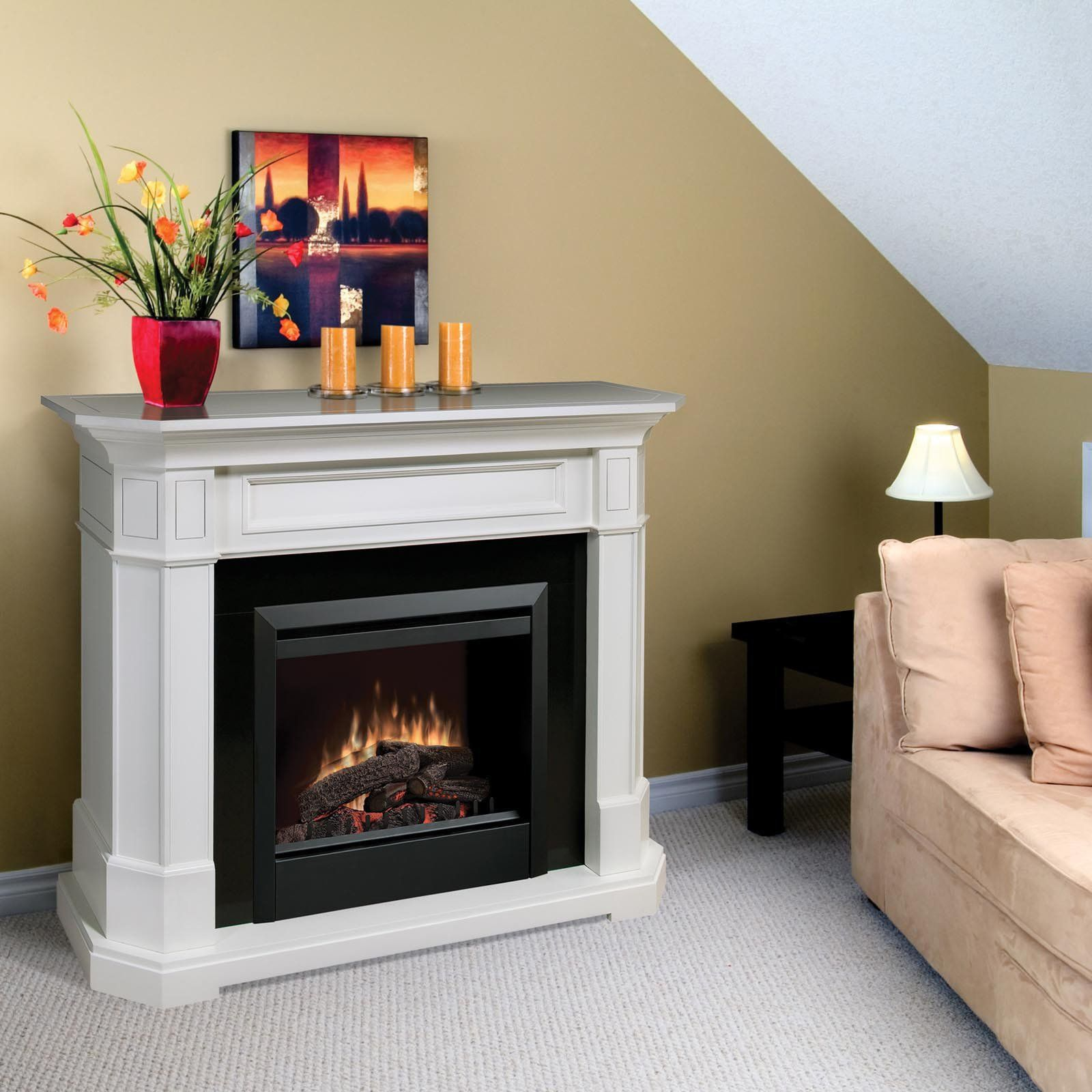 Have To Have It Dimplex Tamora 23 Inch Electric Fireplace 549 98