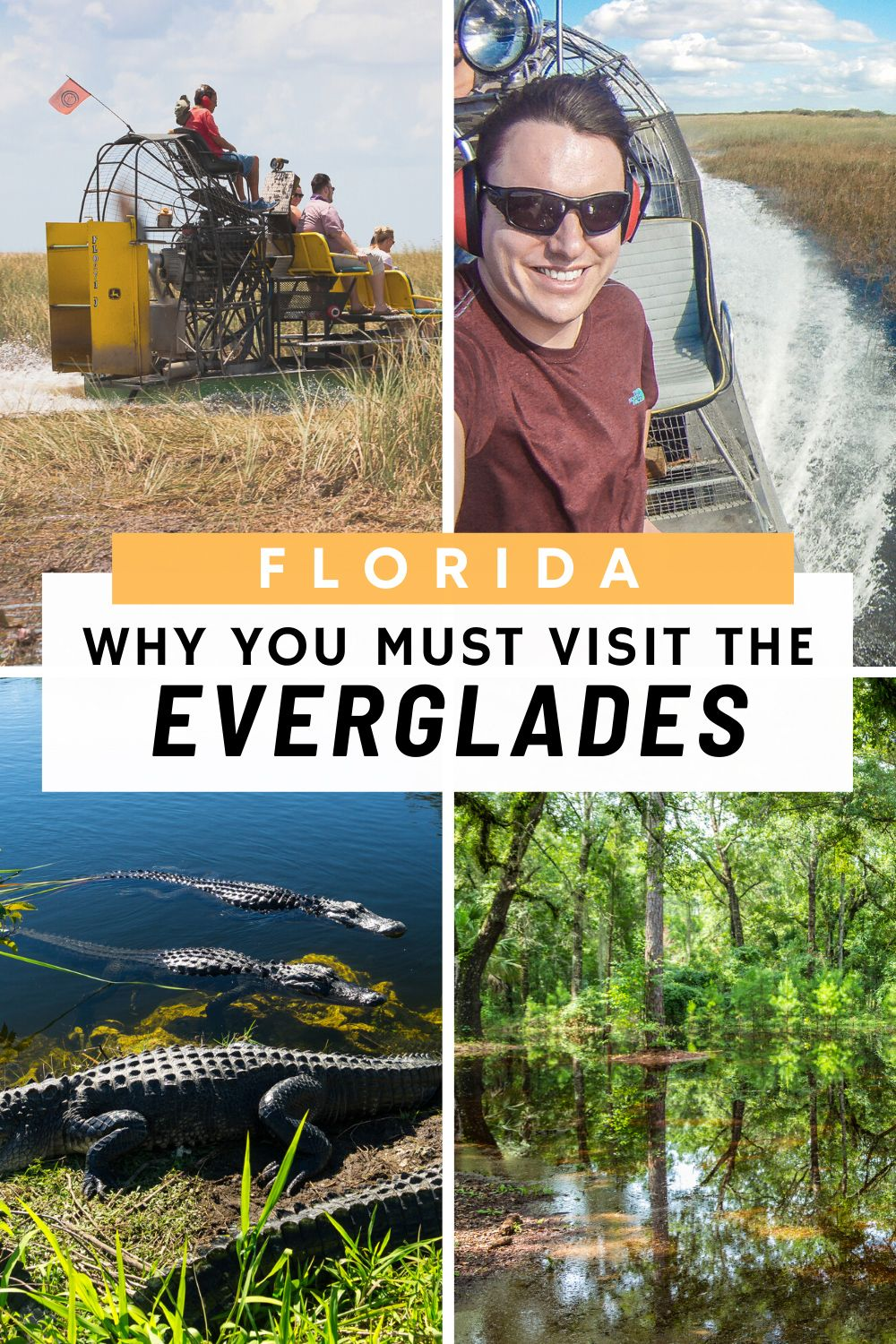 How To Visit The Florida Everglades By Airboat In 2020 Florida Travel Usa Travel Destinations Usa Travel Guide