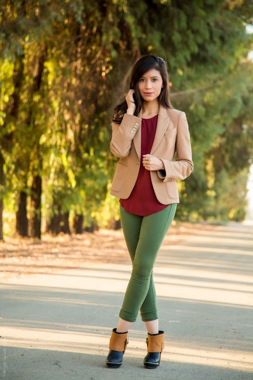 6121139805 An Easy   Stylish Fall Outfit For the Weekend