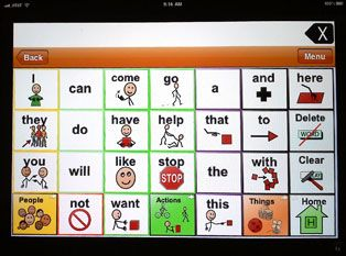 Core vocabulary makes communication meaningful | Virginia Commonwealth University Training and Technical Assistance Center Newsletter
