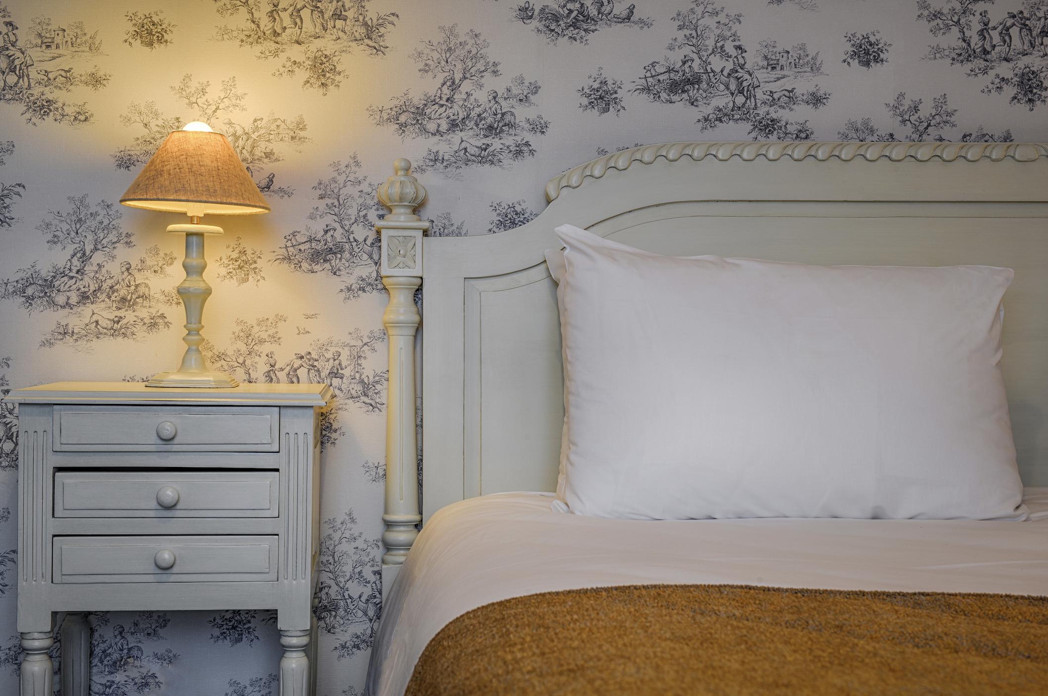 Idée décoration chambre adultes - Hôtel de charme La Villa Cap d