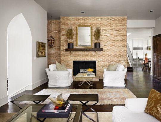 Exposed Brick Walls 29 Photos for Decorating Inspiration Decor