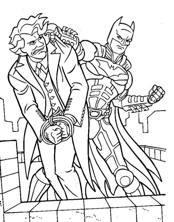 Batman Coloring Pages To Print Batman Joker Coloring Pages Batman Symbol Coloring Pages Batman Coloring Pages Coloring Pages Free Coloring Pages