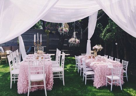 Chic Fete Petite Seats Children S Chiavari Chair Rentals In Vancouver Royal Tea Parties Tea Party Garden 1st Birthday Party Themes