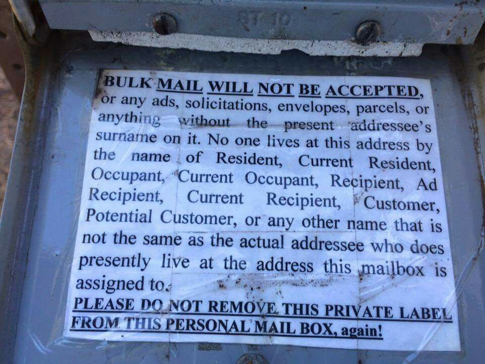 Post Office Answers Back To Whom It May Concern Usps Humor Postal Service Humor Postal Worker Humor