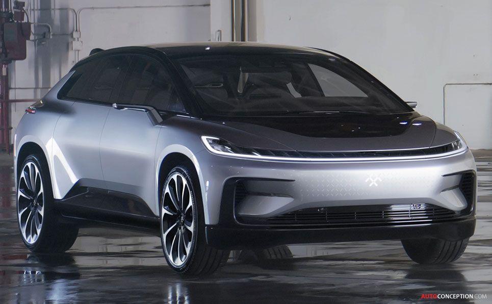 Faraday Future Ff 91 Unveiled Future Car New Cars