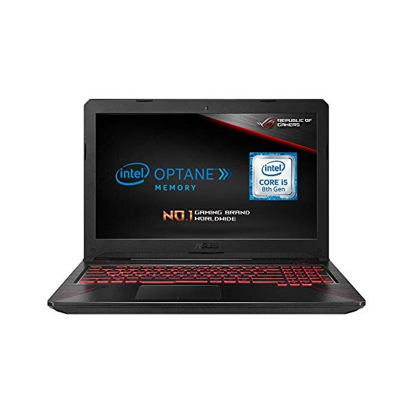Asus Fx504 15 6 Inch Full Hd Gaming Laptop Black Intel I5