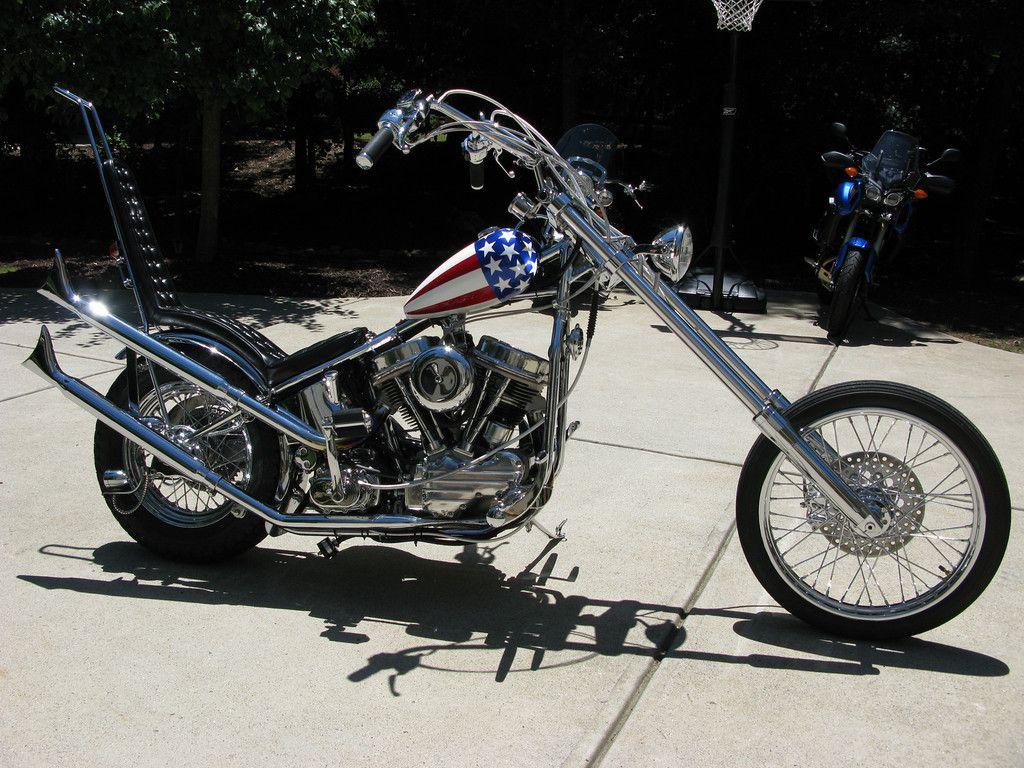 Superior Bikes For Sale In America #6: Captain America Easy Rider Bike For Sale
