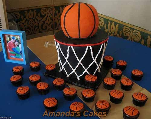 30 Of The World S Greatest Basketball Cake Ideas And Designs Basketball Cake Cake Birthday Cake Kids