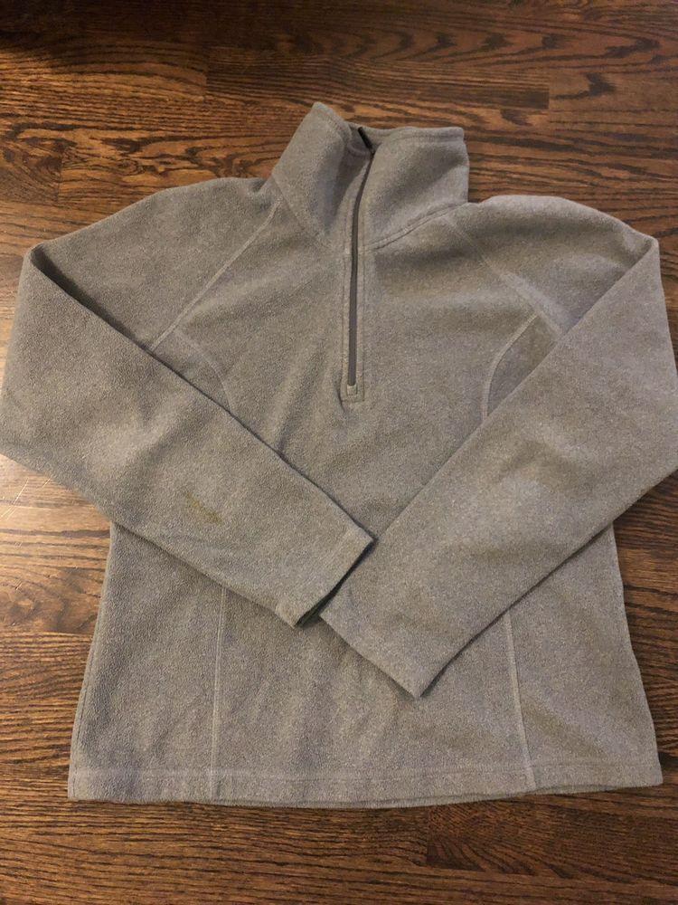 End Womens Size 6 Top Fleece 14 Lands Sweatshirt Zip 8 Small 0OnwmvN8