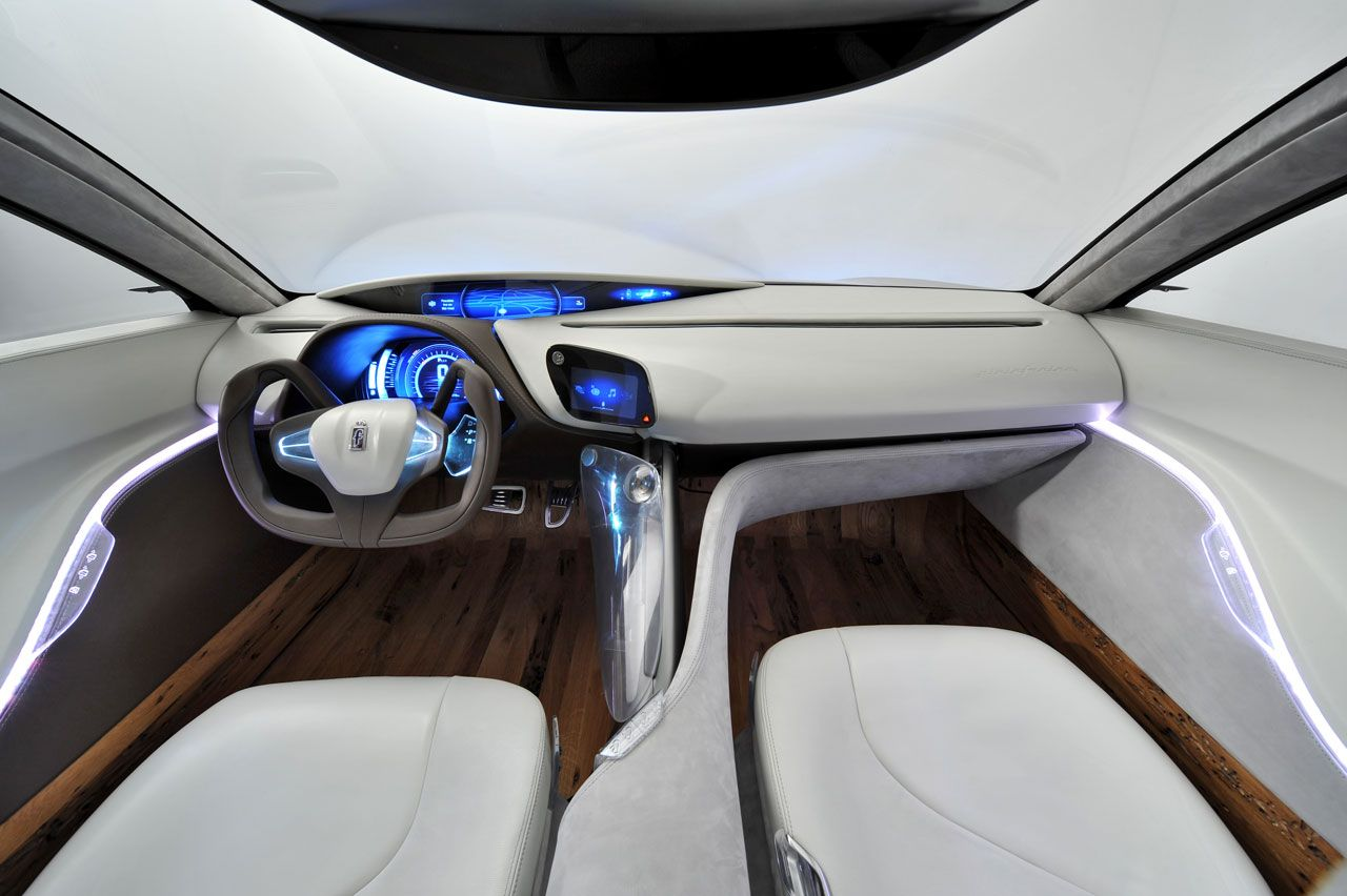 More Of The Pininfarina Cambiano Concept If You Were Living Out Of