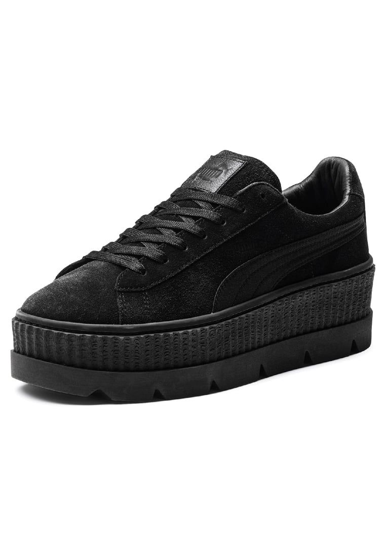 CLEATED CREEPER SUEDE Sneaker low puma black | My Style