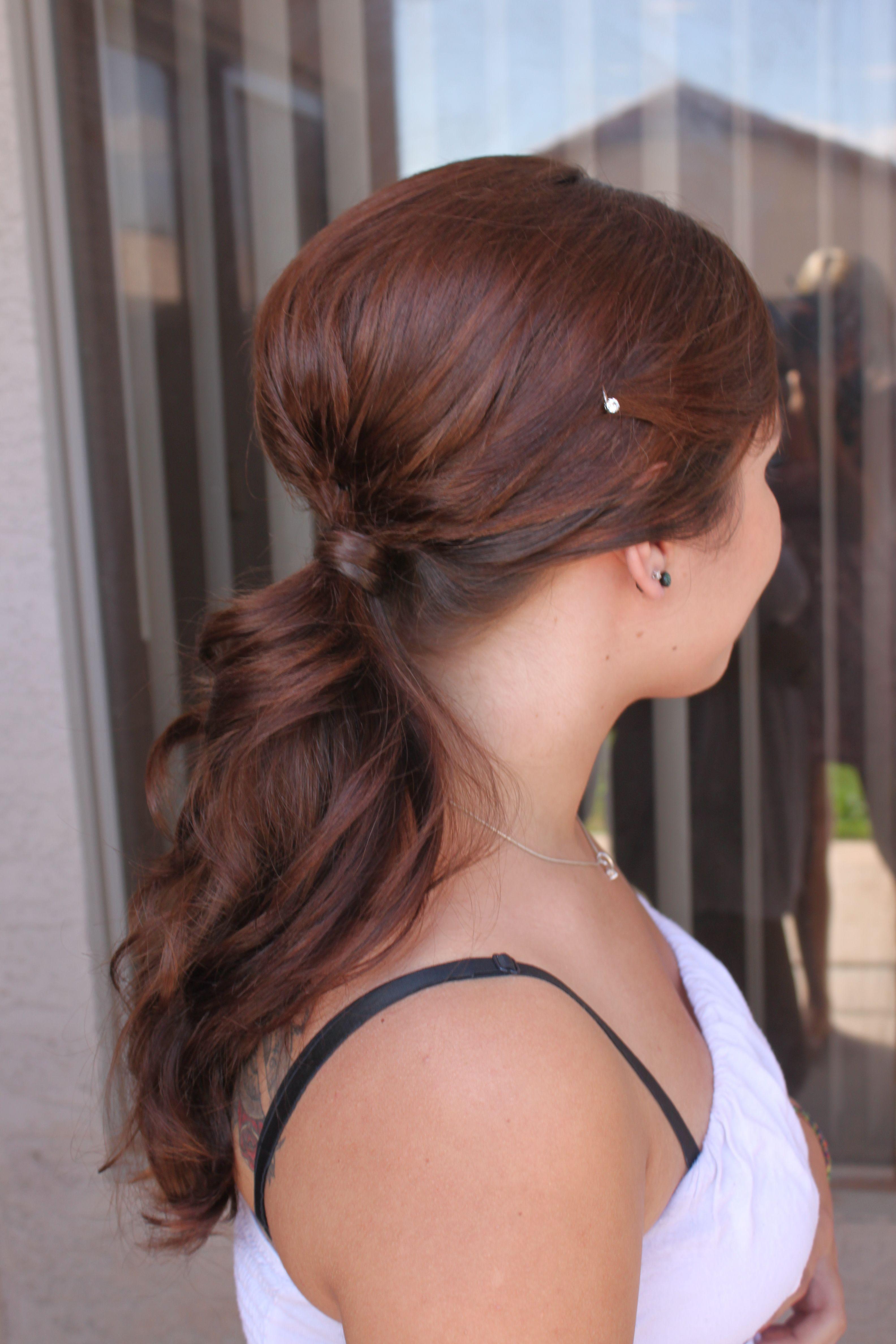 Fancy ponytail sheardesignsbylianawordpress