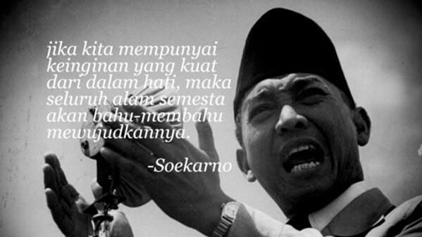 Pin On Sukarno The Only Asian Panther
