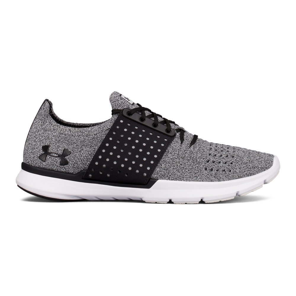 Mens Ua Speedform Slingwrap Training Shoes, Black Under Armour