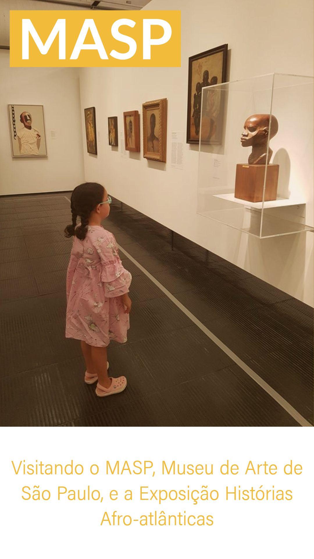 Masp Museu De Arte De Sao Paulo E A Exposicao Historias Afro