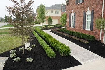 Mulch Landscaping Design Ideas Pictures Remodel And Decor Page 4 Mulch Landscaping Landscape Design Garden Design