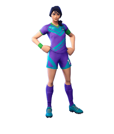 Clinical Crosser Fortnite Skin Female World Cup Costume Soccer Outfits Fortnite Cool Poses