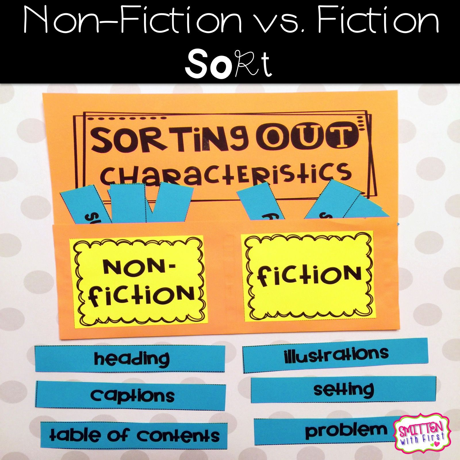 Teaching Non Fiction Text And Graphic Features