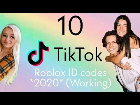 20 Tiktok Roblox Music Codes Working 2020 Youtube Coding Roblox Songs
