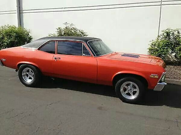 We All Love Our Muscle Cars Check Out Your Favorite Muscle Car Man Cave Gear And Collectibles By Clicking Chevrolet Nova Chevy Muscle Cars Classic Cars Muscle