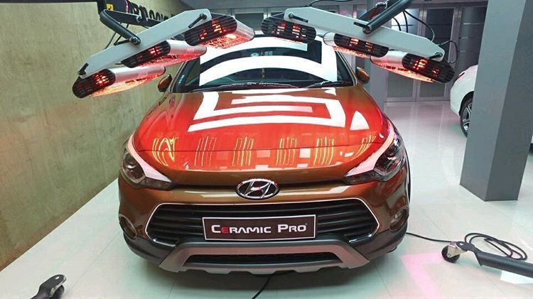 Ceramicproindia Automotive Paint Protection Sports Car