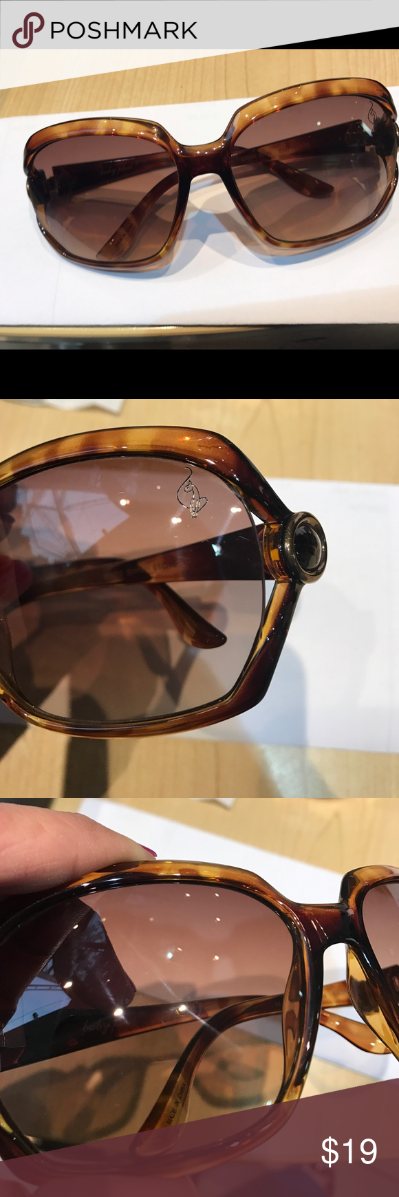 Baby phat sun glasses Beautiful for summer goes with any outfit ...