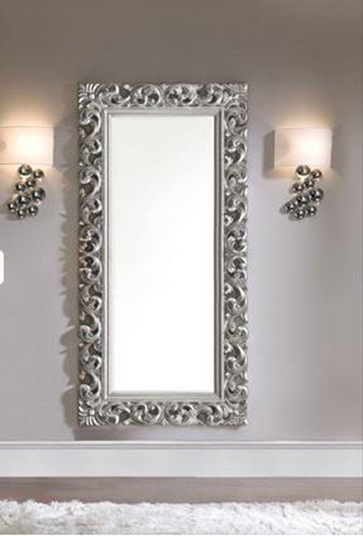 Espejos de peluqueria vestidor classic espejos for Marcos para espejos grandes modernos