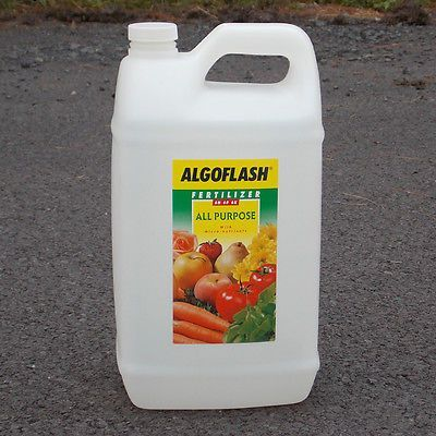 Fertilizer Algoflash All Purpose With Micro Nutrient Micro Nutrients Fertilizer Nutrient