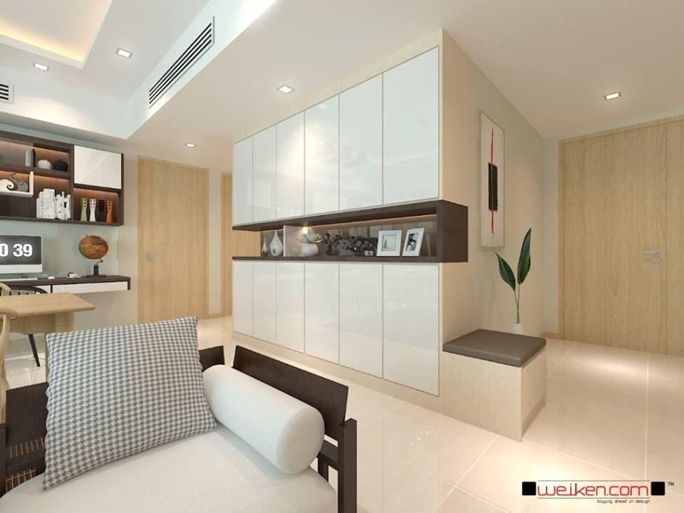 Weiken Interior Retro Shoes Cabinet