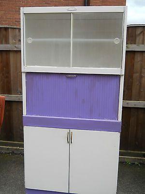 Eastham vintage retro 50`s 60`s kitchen cabinet / kitchen ...