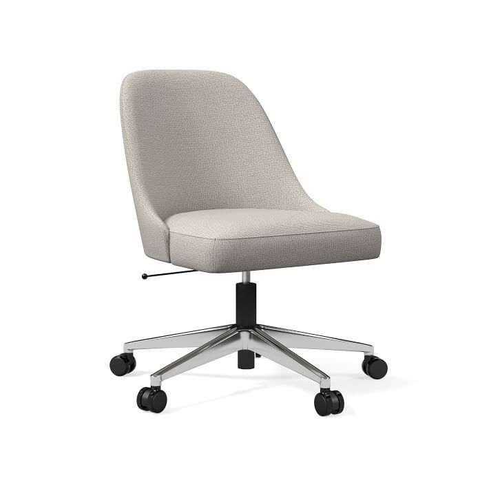 Super Mid Century Armless Office Chair In 2019 Wickersham Office Creativecarmelina Interior Chair Design Creativecarmelinacom