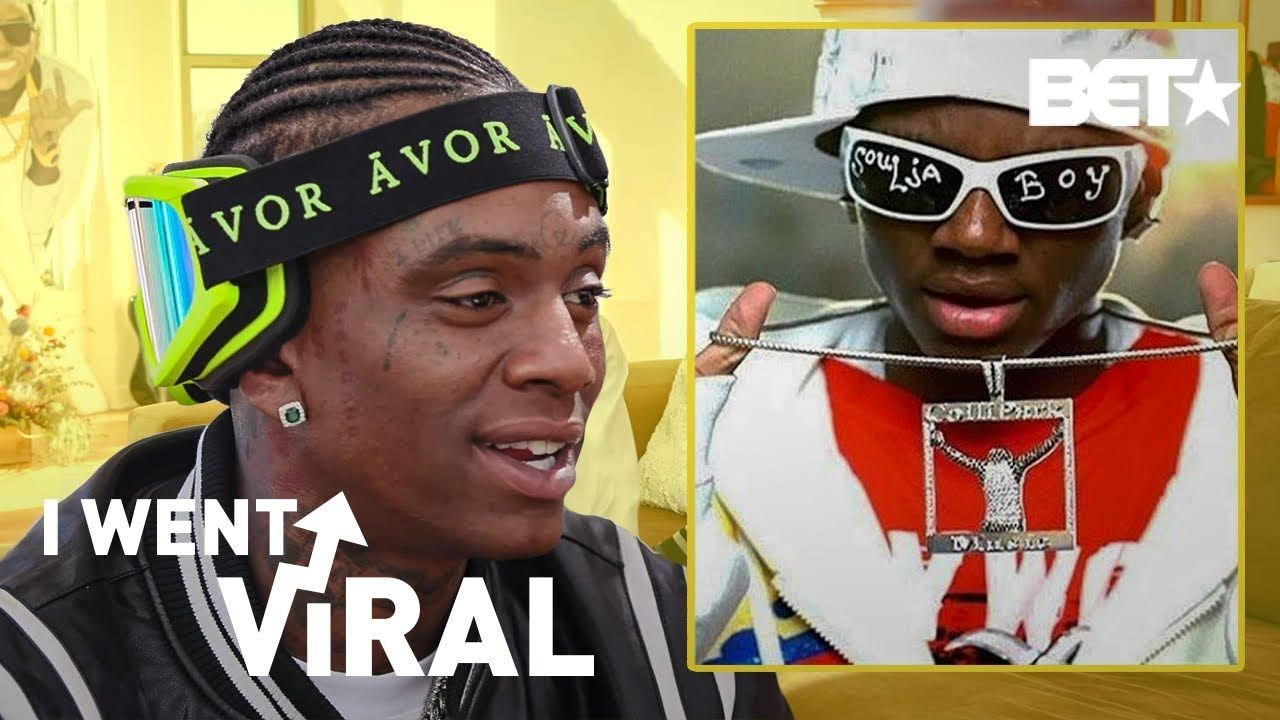 How Soulja Boy Finessed The Internet To Make Millions Still Be Relevant 10 Yrs Ltr I Went Viral Soulja Boy Make Millions Viral