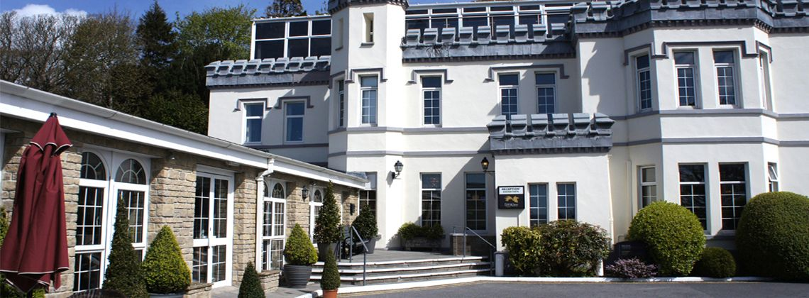 Stradey Park Hotel Has Stunning Views Of The Gower Peninsula And Is A Gorgeous Wedding Venue