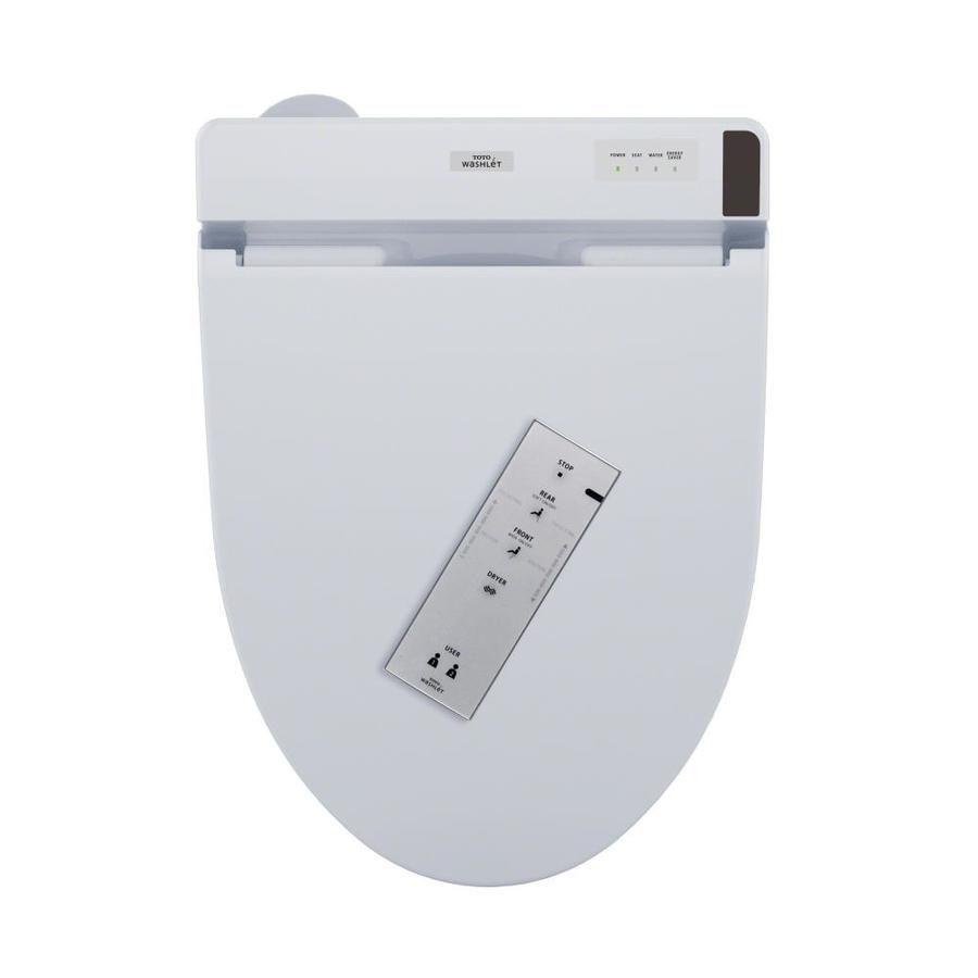 Toto C200 Washlet Plastic Elongated Slow Close Heated Bidet