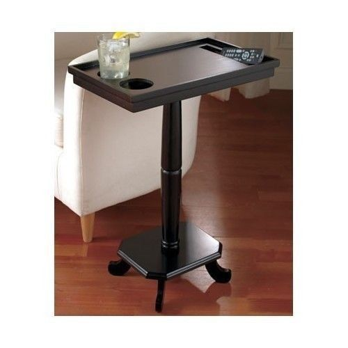 End Table TV Tray Home Theater Tables Man Cave Recliner Football Media Room  Den