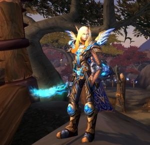 Mindbender's Flameblade Warlords of draenor, World of