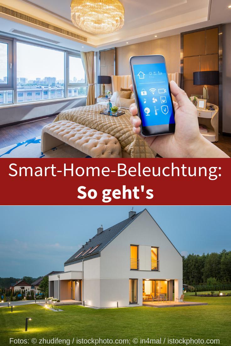 Smart Home Beleuchtung Was Bedeutet Intelligente Lichtsteuerung Und Was Bietet Sie Beleuchtung Intelligentes Haus Style At Home