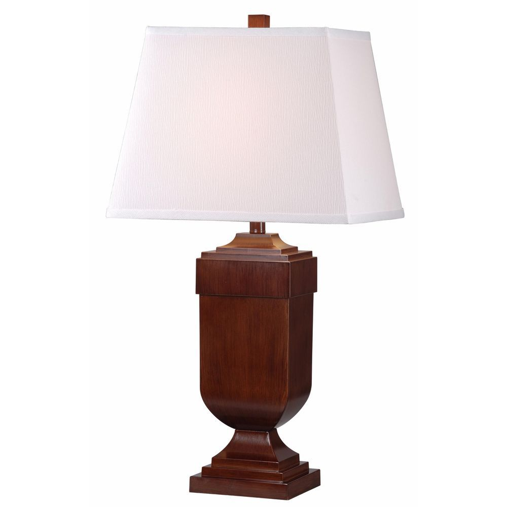 Eaton 1 light mahogany wood table lamps set of 2 overstock eaton 1 light mahogany wood table lamps set of 2 overstock geotapseo Image collections