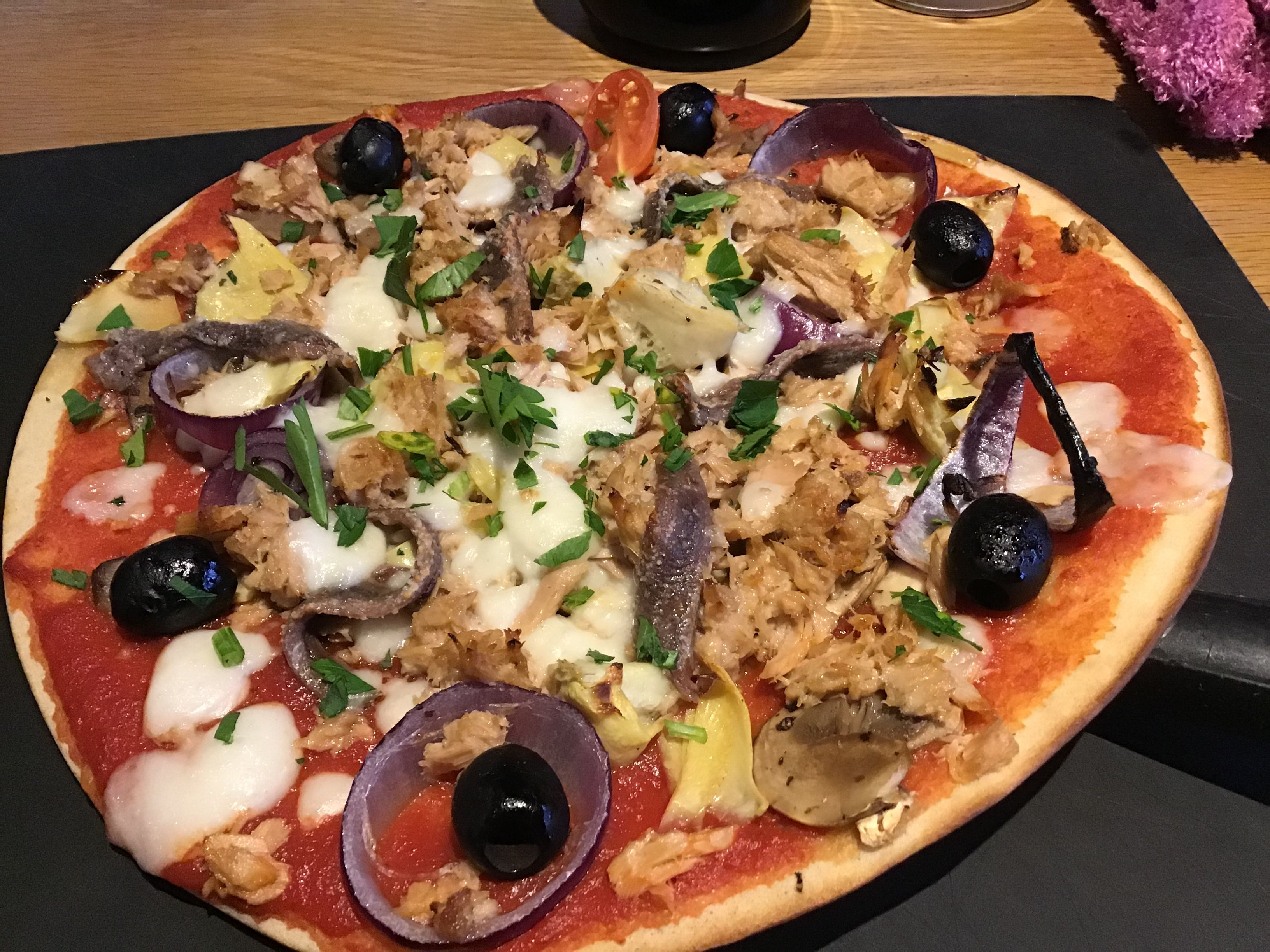 Best gluten free dairy free pizza yet pizza express