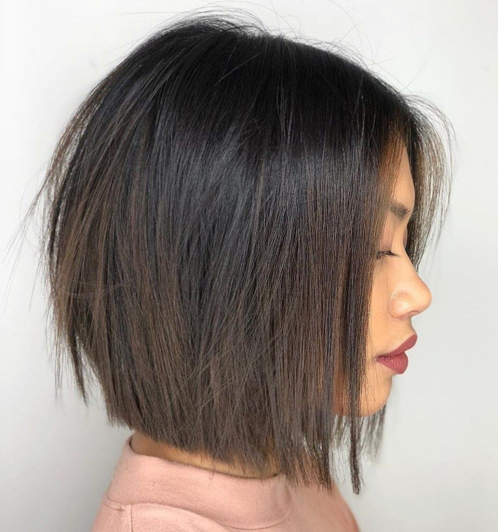 50 Medium Bobs from the Best Hairstylists – Hair Adviser