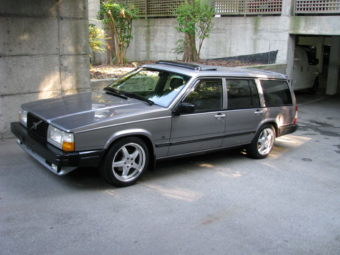 Super Clean Volvo 740 Turbo 1990 Volvo Volvo 740 Volvo