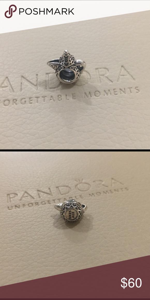 97e90f9c0fa2 Authentic Pandora Arabian Coffee Pot Charm New Authentic Pandora Arabian  Coffee Pot Charm. Sterling Silver. Comes with Pandora pouch. Pandora Jewelry  ...