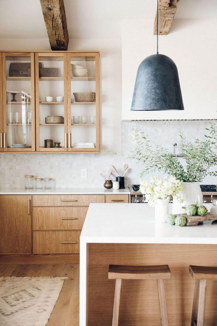 Modern rustic kitchen inspiration