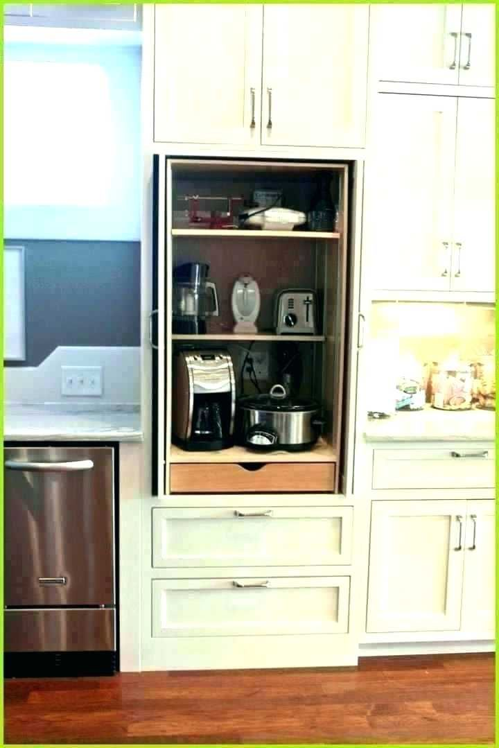 Google Image Result For Http Remit2 Me Wp Content Uploads 2019 04 Kitchen Cabinet Side In 2020 Kitchen Remodel Small Kitchen Appliance Storage Budget Kitchen Remodel