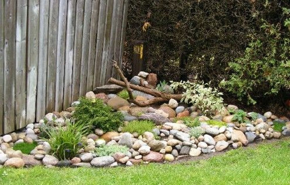 Small Rocks For Landscaping