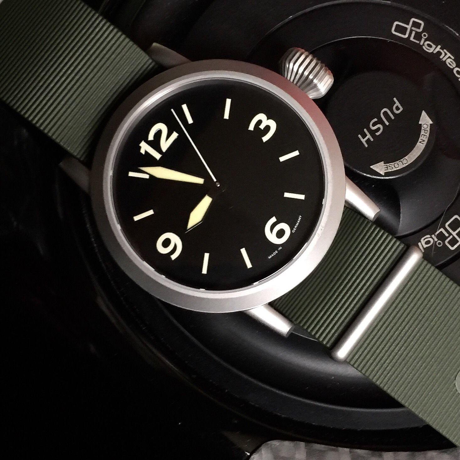 Купить часы stowa